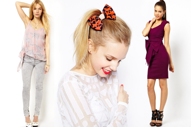 How to Wear Bows