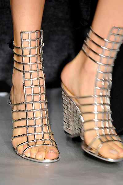 Cage Booties