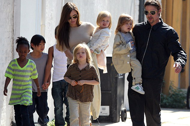 Celebrities Who Have More Kids Than You Think