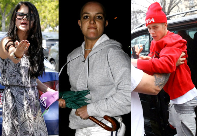 Celebrities Who Attacked Paparazzi