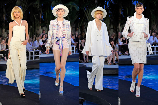 The Chanel Resort 2009 Collection