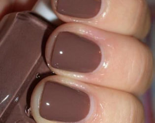 Chocolate Nail Color