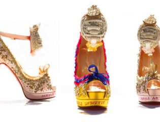 Christian Louboutin Marie Antoinette Shoes