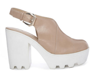 Chunky Heel Shoes