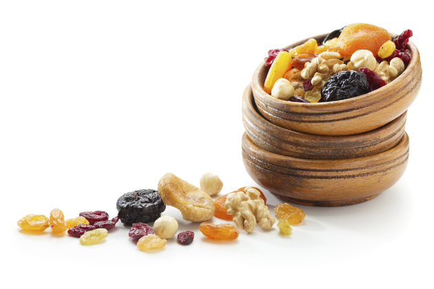 Dried Fruits Before Running