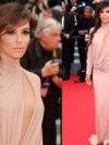 Eva Longoria Vionnet Dress Cannes 2014 Red Carpet