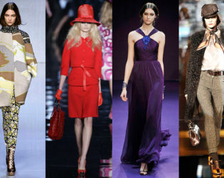Fashion Trends of Fall Winter 2007-2008