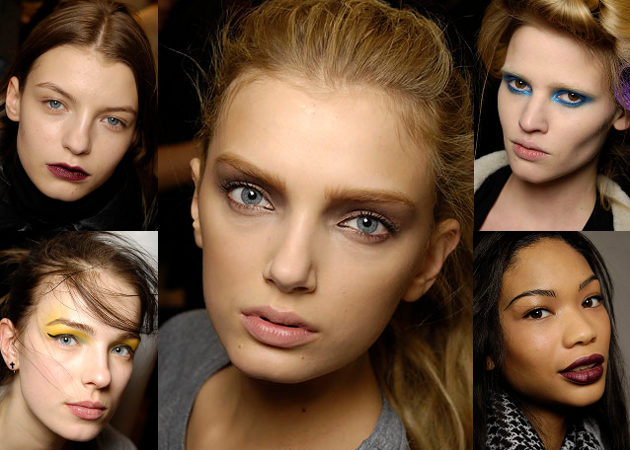 Fall 2008 Makeup Trends – Eyes Lips Face