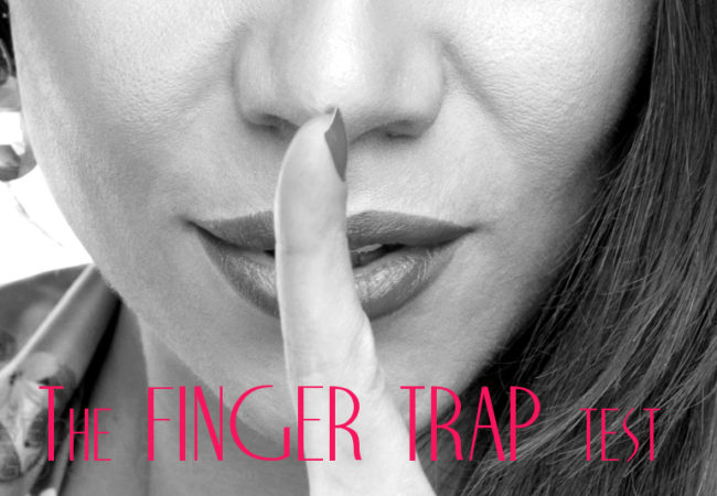 The Finger Trap Beauty Test