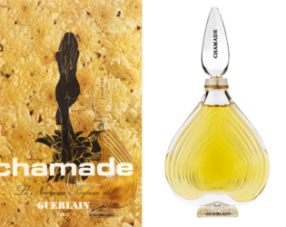 Vintage Scents Chamade by Guerlain