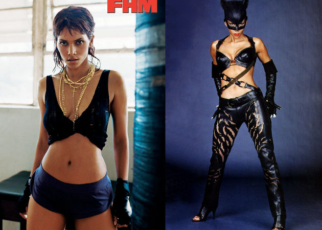 Halle Berry's Workout Plan