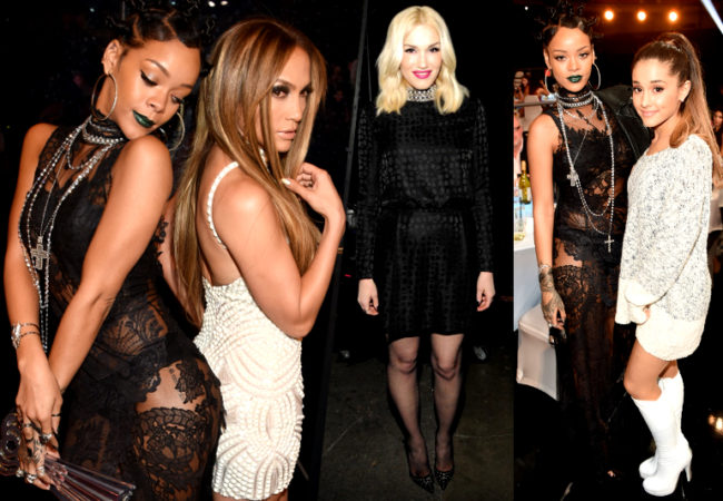 Celebrity Style at the 2014 iHeartRadio Music Awards