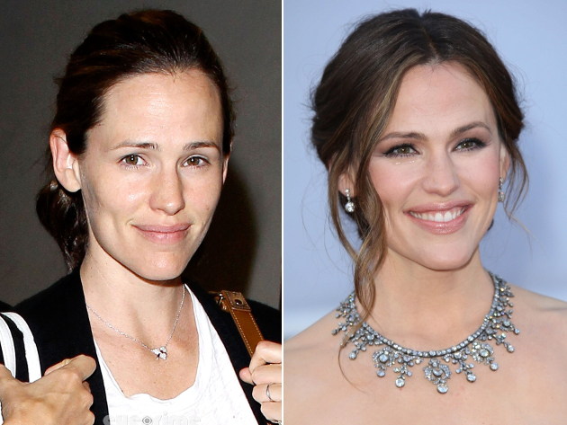 Jennifer Garner Without Makeup