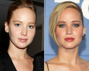 Jennifer Lawrence Without Makeup
