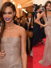Joan Smalls Dress Met Ball 2014