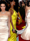 Kendall Jenner Dress Met Ball 2014