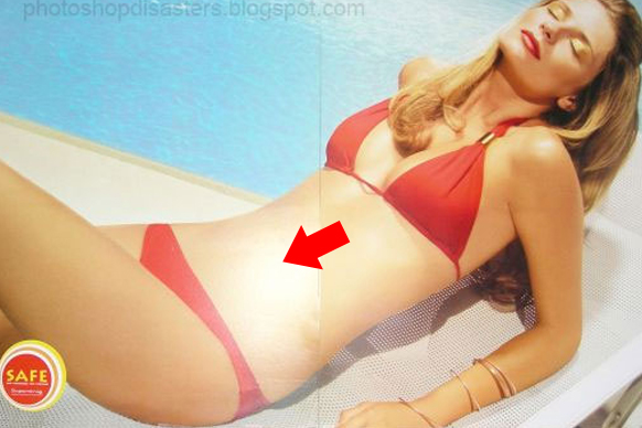 Mischa Barton Photoshop Fail