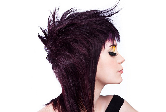 Edgy Mullet Hairstyles