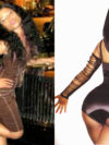 Nicki Minaj Butt Before And After