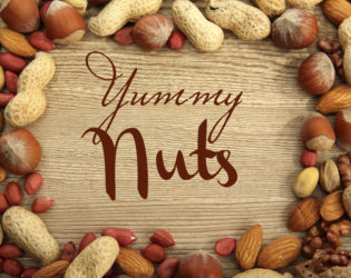 Nuts For Hair And Nails