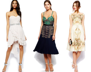 Party Dresses for the Holiday Season