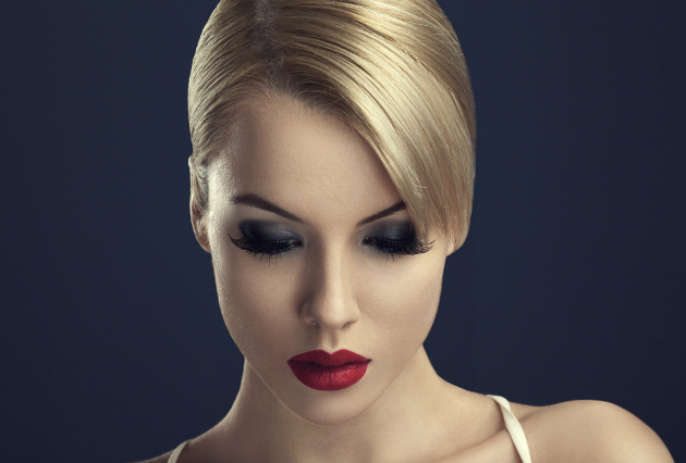 Makeup Trend of Fall Winter 2008-2009 – Red Lips