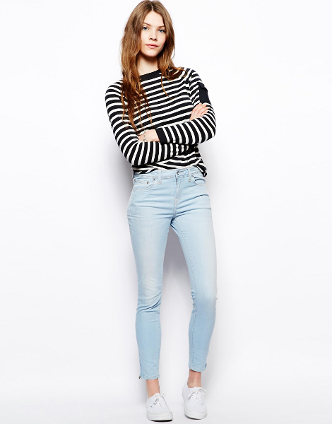 Shoes Skinny Jeans
