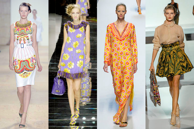 Fashion Trends for Spring 2008 Part 2