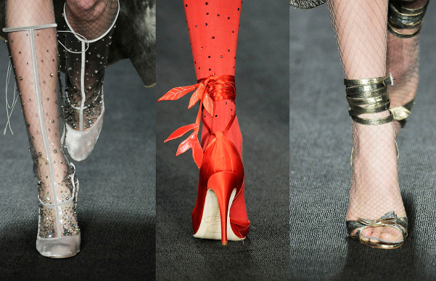 Zac Posen Fall 2009 Shoes