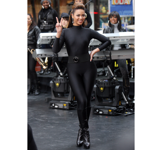 Beyonce 2008 Today Performance