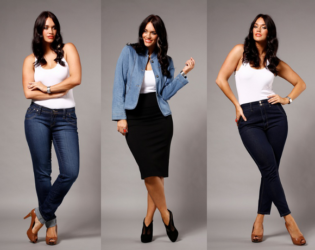 Embody Jeans Plus Size Clothing