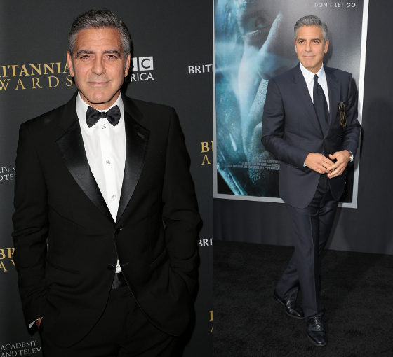 George Clooney Style