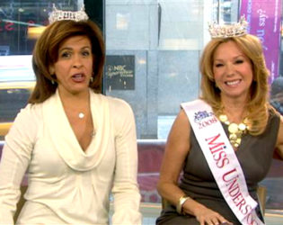 Kathie Lee Gifford Pageant Queen