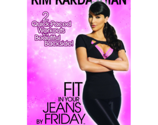 Kim Kardashian Fit In Your Jeans By Friday