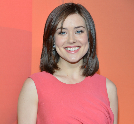 Pictures Celebrities Who Wear Wigs Megan Boone Wig
