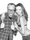 Miranda Kerr For Terry Richardson