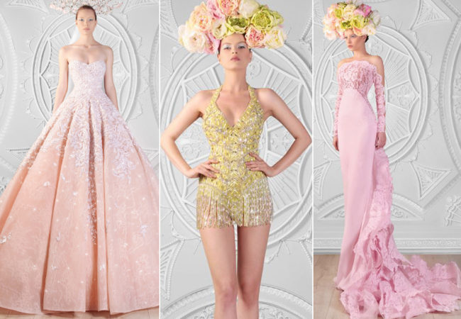 "Rami Kadi's ""Le Royaume Enchanté"" Couture Dress Collection"