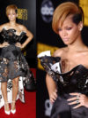 Rihanna 2009 American Music Awards Dress