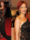 Rihanna 2011 Met Gala Dress