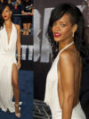 Rihanna 2012 Battleship Premiere Dress