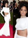Rihanna 2014 Met Gala Dress