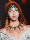 Vivienne Westwood Fall 2014 Tribal Necklaces