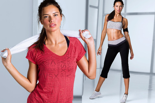 Supermodel Diet and Exercise: Adriana Lima's Secrets