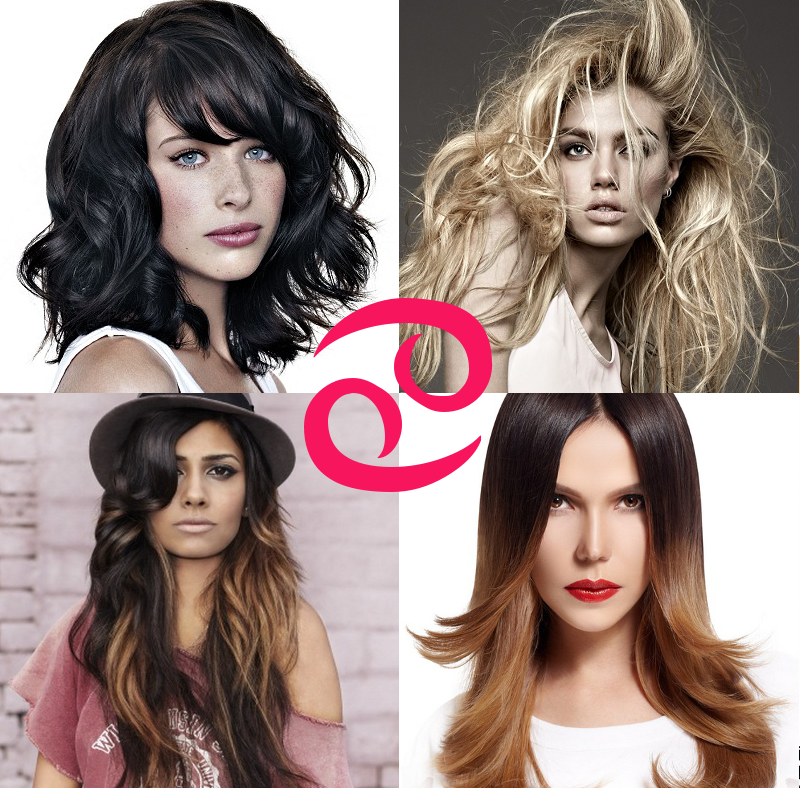 Best Hairstyles For Cancer Star Sign
