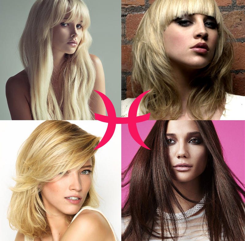 Best Hairstyles For Pisces Star Sign
