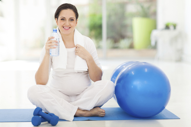 Best Workouts During Pregnancy