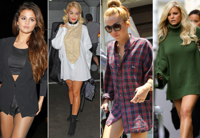 Celebrities Who Can't Be Bothered with Pants