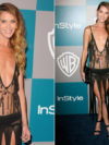 Erin Wasson Worst Red Carpet Dress