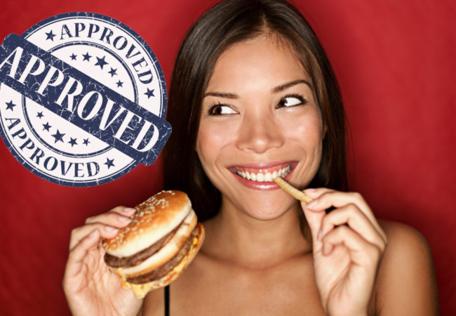 Fast Food Meals Nutritionists Say You Can Eat