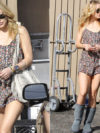 Kate Hudson No Pants Look